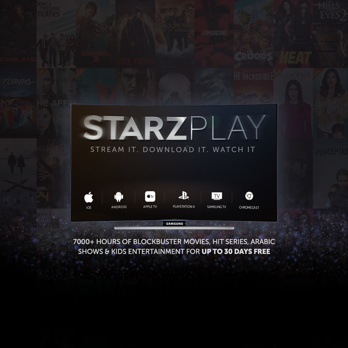 STARZ PLAY by Cinepax | Watch Featured Movies and Original